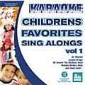 The Singing Machine Children's Favorite Sing Alongs Vol. 1 Karaoke CD+G thumbnail