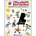 Hal Leonard Children's Favorites for Five Finger Piano thumbnail