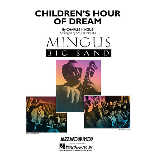Hal Leonard Children's Hour Of Dream Jazz Band Level 5 Arranged by Sy Johnson