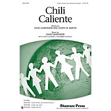 Shawnee Press Chili Caliente (Hot Peppers) Studiotrax CD Composed by Joseph M. Martin