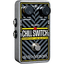 Open Box Electro-Harmonix Chill Switch Momentary Line Selector