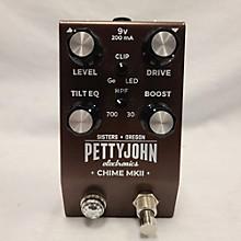 Pettyjohn Electronics Chime MkII Effect Pedal