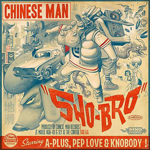 Alliance Chinese Man - Sho-Bro