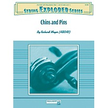 Alfred Chins and Pins String Orchestra Grade .5 Set