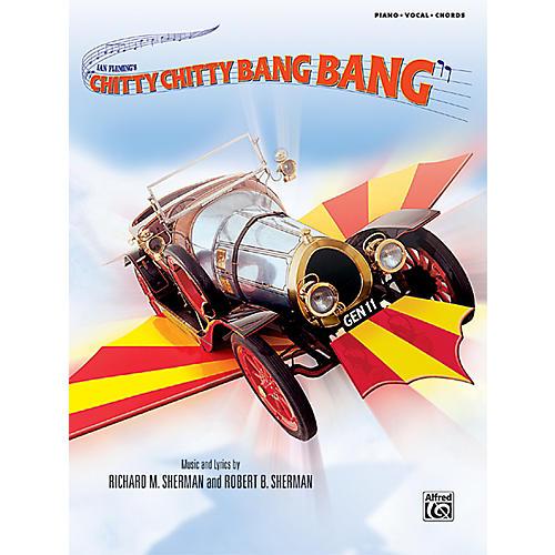 Alfred Chitty Chitty Bang Bang Selections PVC Book