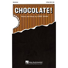 Hal Leonard Chocolate! 2-Part composed by Kirby Shaw