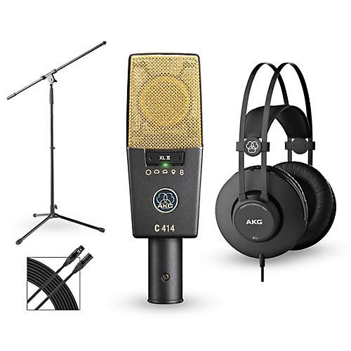 AKG Choose Your Microphone Bundle C414XLII
