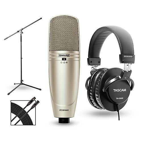 Shure Choose Your Microphone Bundle KSM44A