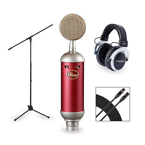 Blue Choose Your Own Microphone Bundle Spark