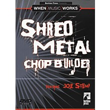 Berklee Press Chop Builder for Rock Guitar (DVD)