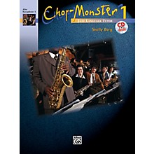 Alfred Chop-Monster Book 1 Alto Saxophone 1 Book & CD