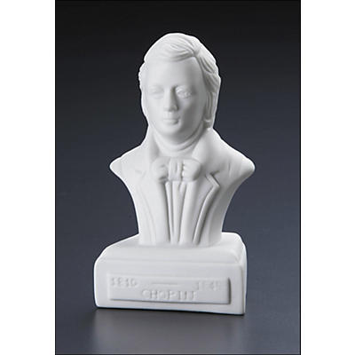 "Willis Music Chopin 5"" Statuette"