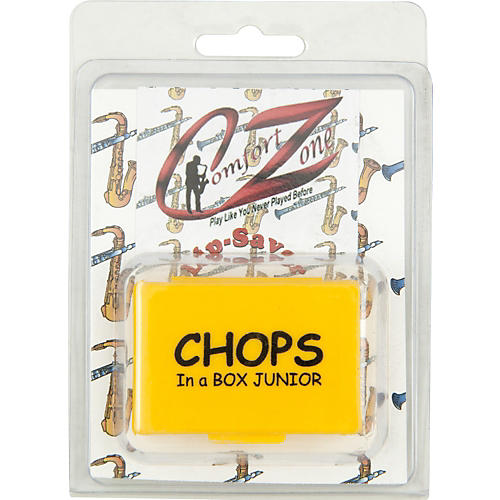 Comfort Zone Chops Junior Lip Saver and Artificial Embouchure