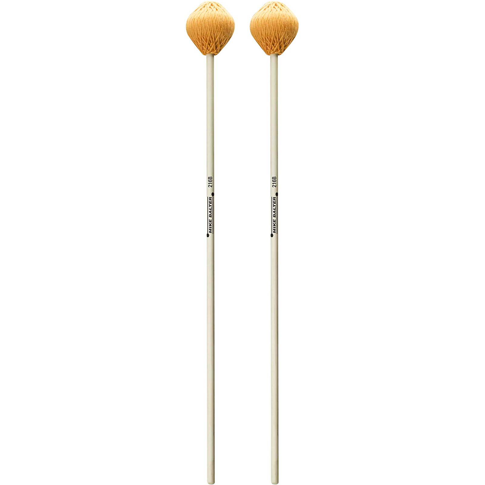 Mike Balter Chorale Series Birch Handle Marimba Mallets