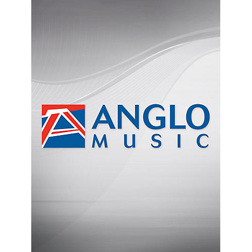Anglo Music Press Chorale and Variations (Grade 4 - Score Only) Concert Band Level 4 Composed by Philip Sparke