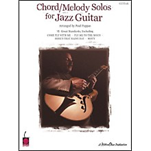 Cherry Lane Chord/Melody Solos for Jazz Guitar Book