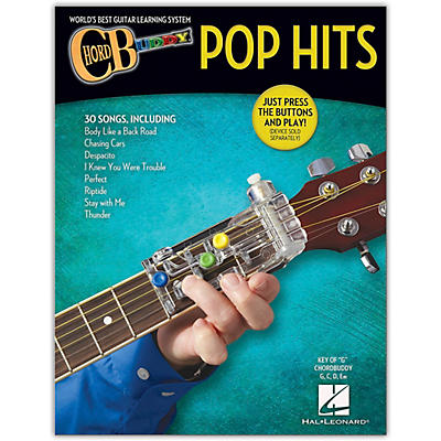 Hal Leonard ChordBuddy - Pop Hits Songbook