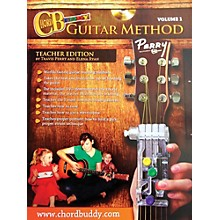 Perry's Music ChordBuddy Guitar Method Volume 1 Teacher Book with DVD