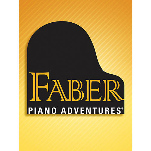 Faber Piano Adventures ChordTime® Hymns (Level 2B) Faber Piano Adventures® Series Disk