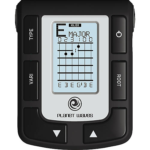 D'Addario Planet Waves Chordmaster II Electronic Chord Dictionary