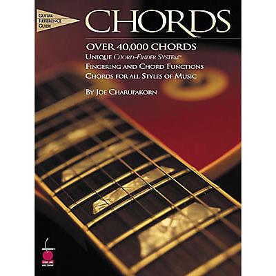 Cherry Lane Chords Book