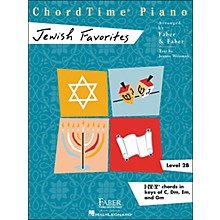 Faber Piano Adventures Chordtime Jewish Favorites - Faber Piano