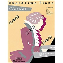 Faber Piano Adventures Chordtime Piano Classics Book Level 2B - Faber Piano