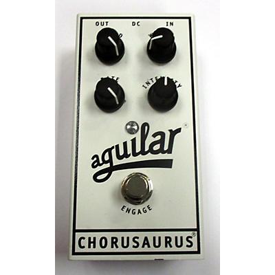 Aguilar Chorusaurus Effects Pedal Effect Pedal