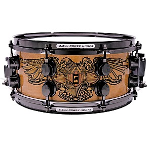 mapex chris adler signature 12 x 5 1 2 snare drum musician 39 s friend. Black Bedroom Furniture Sets. Home Design Ideas