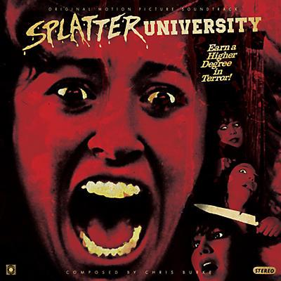 Chris Burke - Splatter University (Original Soundtrack)