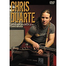 Hal Leonard Chris Duarte - Axploration Guitar DVD