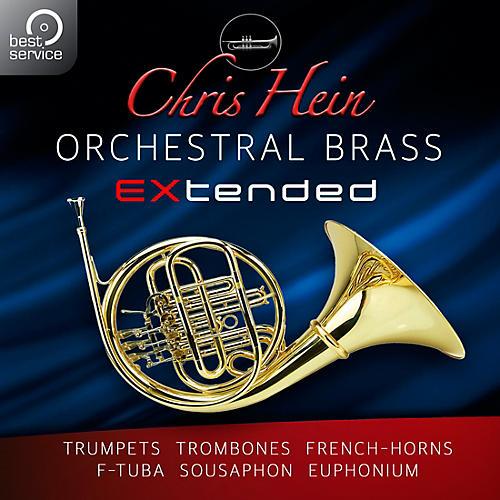 Best Service Chris Hein Brass EXtended