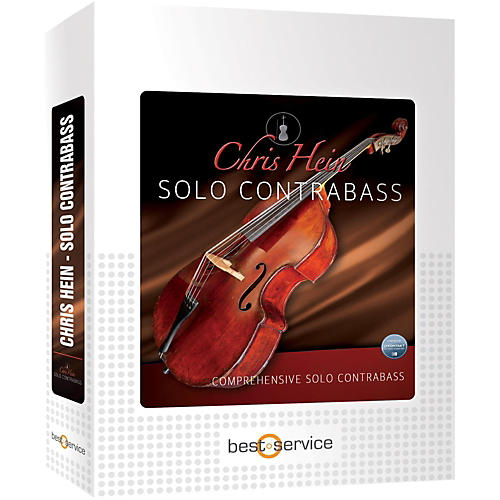 Best Service Chris Hein Solo ContraBass EXtended