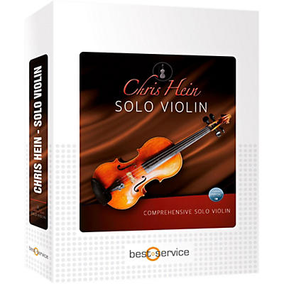 Best Service Chris Hein Solo Violin EXtended