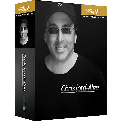 Waves Chris Lord-Alge Artist Signature Collection Native License