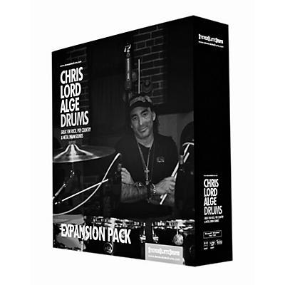 Steven Slate Audio Chris Lord Alge expansion for SSD 4