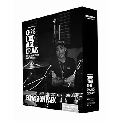 Steven Slate Audio Chris Lord Alge expansion for Trigger