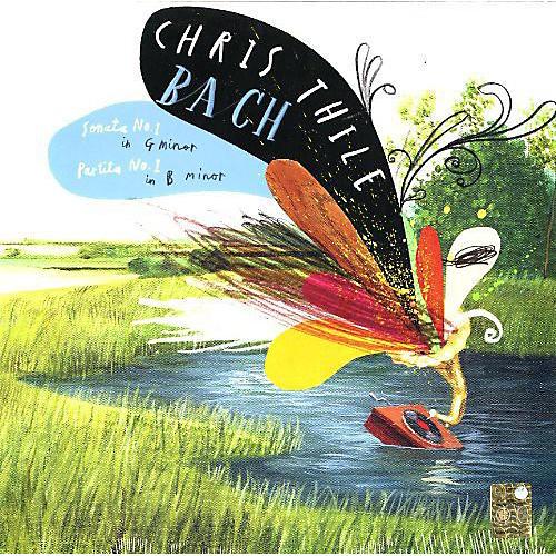Alliance Chris Thile - Bach: Sonatas No 1 in G minor / Partita No 1 in B