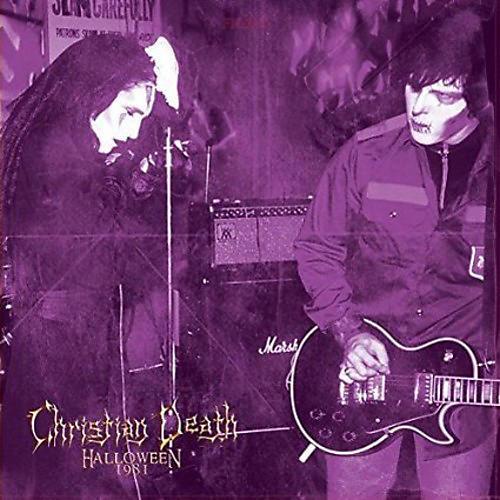 Alliance Christian Death - Halloween 1981