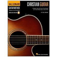 Hal Leonard Christian Guitar Method (Book/Online Audio)