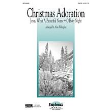 Daybreak Music Christmas Adoration SATB arranged by Alan Billingsley