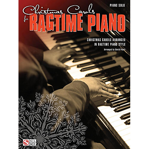 Cherry Lane Christmas Carols For Ragtime Piano - Piano Solo Songbook