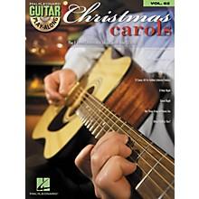 Hal Leonard Christmas Carols Guitar Play-Along Volume 62 Book/CD Set
