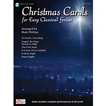 Cherry Lane Christmas Carols for Easy Classical Guitar Easy Guitar Series Softcover Audio Online