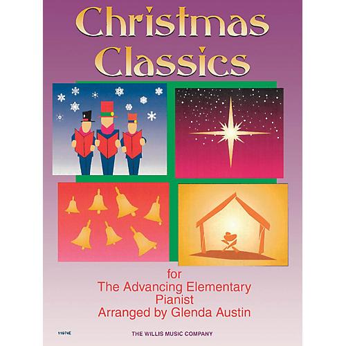 Willis Music Christmas Classics (Later Elem Level) Willis Series Book