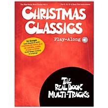 Hal Leonard Christmas Classics Play-Along Real Book Multi-Tracks Volume 9 Book/Audio Online