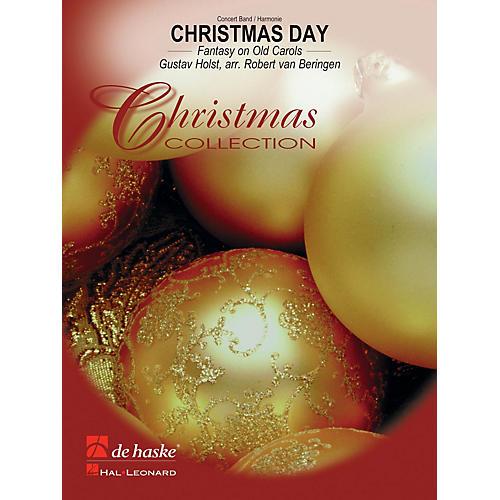 De Haske Music Christmas Day Concert Band Level 3.5 Arranged by Robert van Beringen
