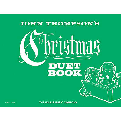 Willis Music Christmas Duet Book (1 Piano, 4 Hands/Early Elem Level) Willis Series by Various