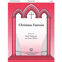 H.T. FitzSimons Company Christmas Fantasia Organ Solo
