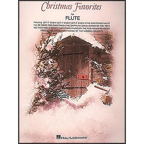 Hal Leonard Christmas Favorites Flute